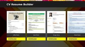 Best Resume Builder App Best Resume Builder Software Best 25 Free Resume Builder Ideas On
