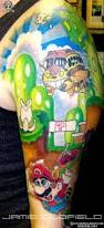 33 best games tattoo images on pinterest awesome tattoos best