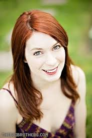 what is felicia day s hair color felicia day s cult classic the guild was more than a quirky