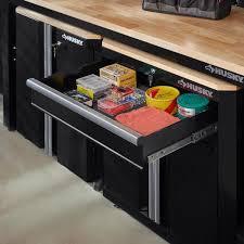garage door for kitchen cabinet husky ready to assemble 24 steel 1 drawer 2 door