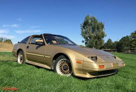 nissan 300zx 1986 nissan 300zx turbo father of godzilla first impression