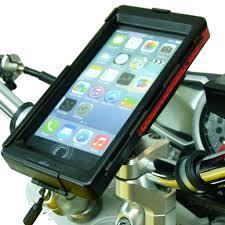 waterproof bike tigra bikeconsole waterproof bike motorcycle mount for iphone 6