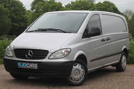 used mercedes benz vito vans for sale in cannock staffordshire
