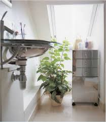 bathroom vintage attic bathroom with small stainless steel