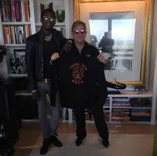 Elton John Halloween Costume Young Thug U0026 Elton John Possibly Collaborating Pounds Sound