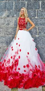 coloured wedding dresses uk best 25 colorful wedding dresses ideas on colored