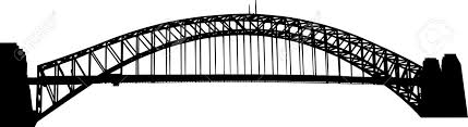 harbour bridge clipart