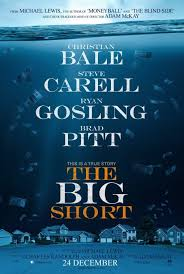 Blind Side Book Review The Big Short 2015 Review Keeping It Reel