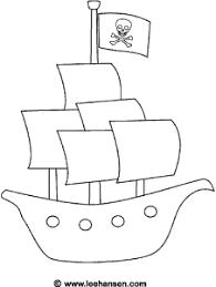 pirate ship coloring sheet pdf speech path ideas kids