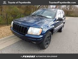 cherokee jeep 2001 2001 used jeep grand cherokee 4dr limited 4wd at honda of