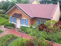 Camella Homes Drina Floor Plan by House And Lot For Sale In Malolos Bulacan Citronella Model
