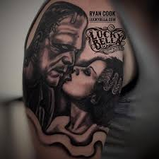 ryan and brooke cook tattoos