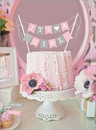 baby shower cake ideas for girl its a girl baby shower cake cairnstravel info