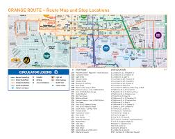 Harbor College Map Route Maps Charm City Circulator