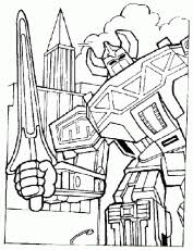 power ranger lost galaxy colouring pages coloring