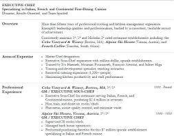 Chef Resume Templates by Pastry Chef Resume Exle Chef Resumes Resume Sle For Cook