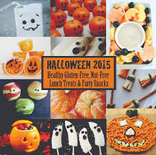 Halloween Treats And Snacks Gluten Free Nut Free Healthy Halloween Treat Roundup G Free Kid