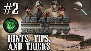 hoi4 hints tips and tricks army organization hearts of iron