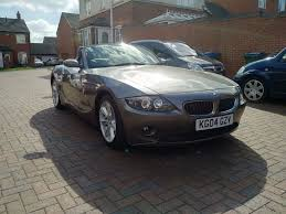 2004 bmw z4 2 5 manual sports convertible 12 months mot full