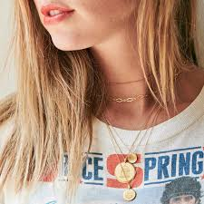 girl necklace size images Ole miss florentine necklace kyle cavan jpg