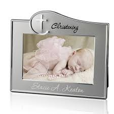 personalized religious gifts christening 4x6 picture frame