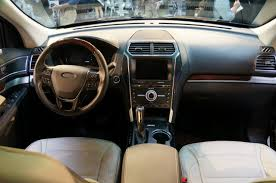 ford range rover interior comparison ford explorer limited 2016 vs land rover range