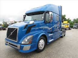 2014 volvo semi volvo 730 sleepers for sale