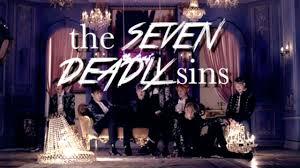 seven deadly sins bts seven deadly sins youtube