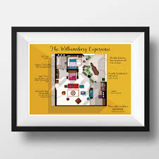 2 broke girls floor plan 2 broke girls art print tv