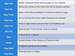 free real estate social media marketing plan templates at