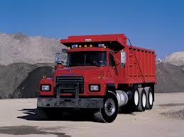 mack rd600 dump truck u00271990 u20132004