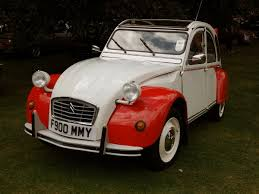 citroën 2cv wikipedia