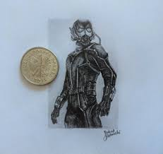ant man drawing macro by jakubqaazadamski on deviantart
