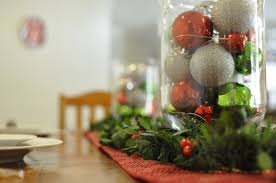table baubles garland be a