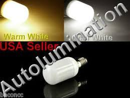 e17 led microwave appliance light bulb lamp ac 120vac replaces ge