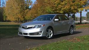 2012 toyota camry hd video review youtube