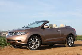 2011 nissan murano crosscabriolet first drive photo gallery