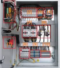 diesel generator control panel wiring diagram ac connections gr