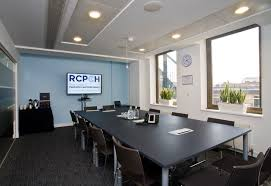 small meeting rooms rcpch