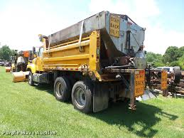 2002 international f2554 dump truck item db7490 sold ju