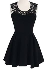 sleeveless dress lace backless sleeveless dress