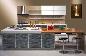 lovely modern kitchen furniture design pertaining to house