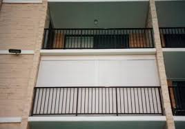 apartment porch privacy patio privacy screens outdoor deck screen