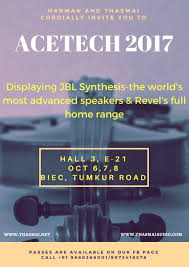 world best home theater our home theatre stall with harman in acetech 2017 best home