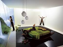 Futuristic Bedroom Design Ideas - Futuristic bedroom design