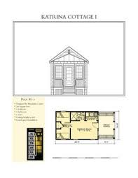 Katrina Cottages Floor Plans Katrina Cottage Viii Was The First Kc To Expand Easily Because The