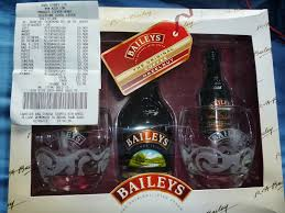 baileys gift set bailey s flavours gift set was 10 now 6 asda ballyclare