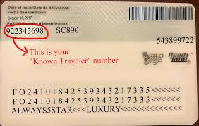 what is a known traveler number images Always 5 star 5startip tsa pre check tips for your boarding jpg