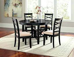 round rug for under kitchen table design round dining room rugs image of round rug under dining table
