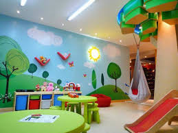 kids game room home design ideas and pictures